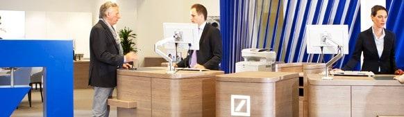 Kursziel Deutsche Bank