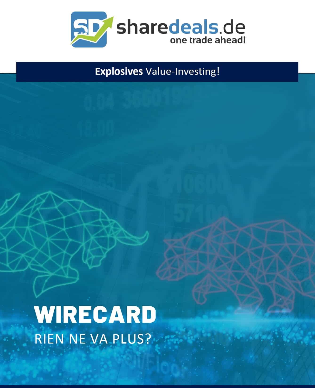 Wirecard Ausblick