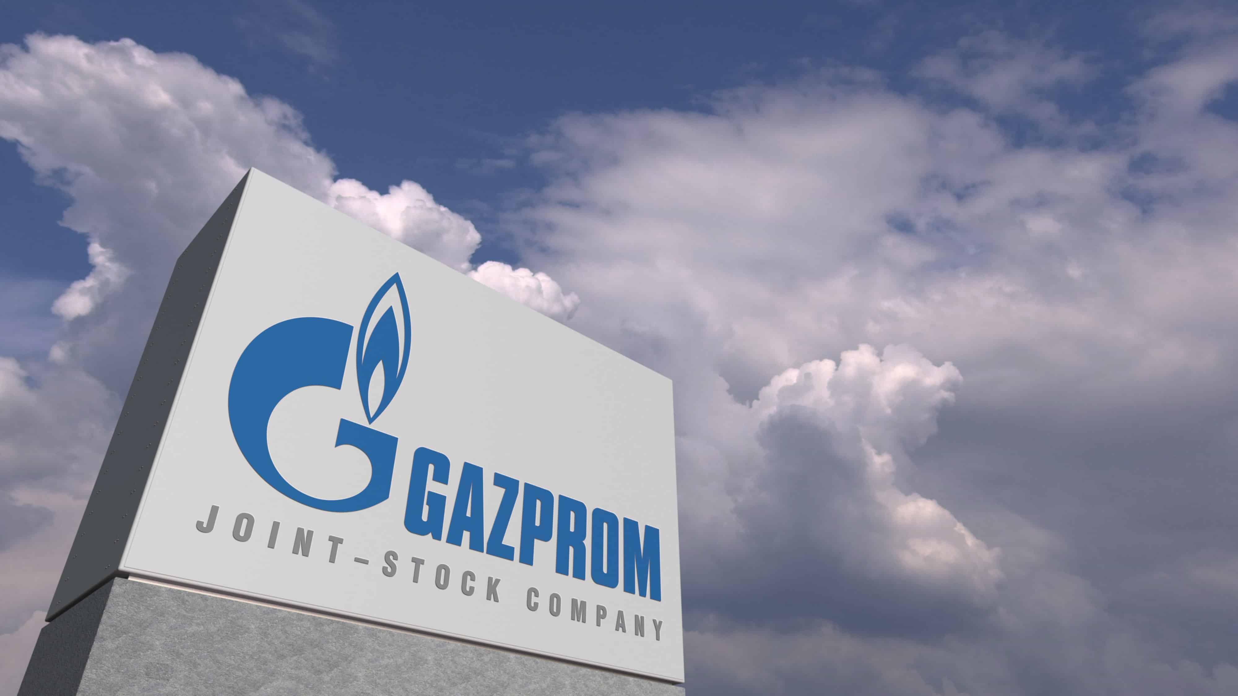 Gazprom Aktien
