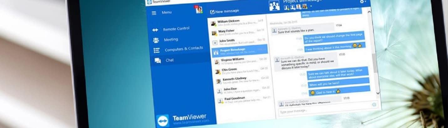 TeamViewer Screen